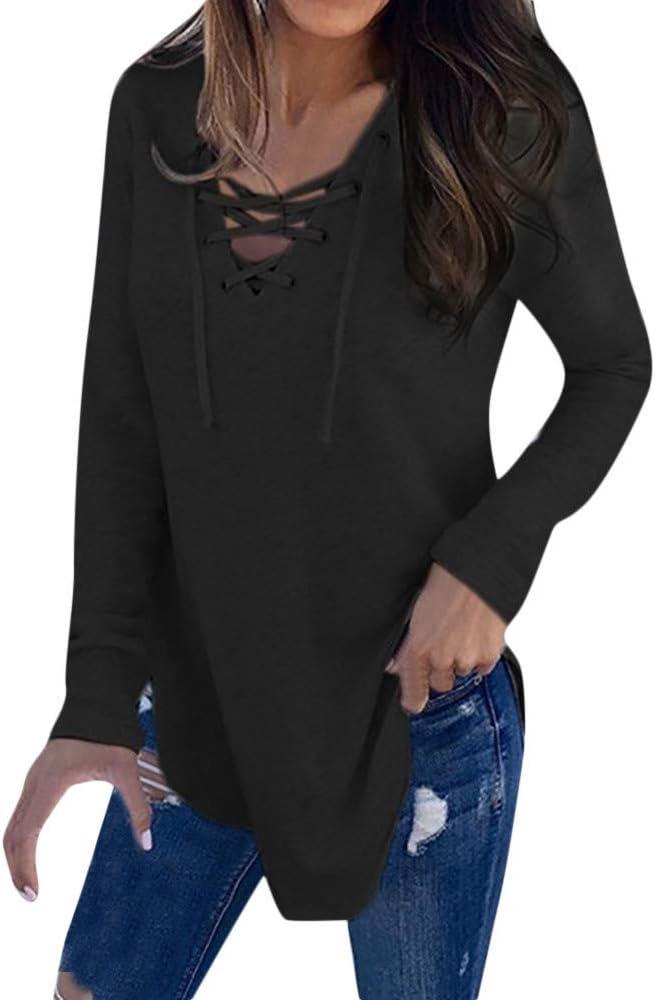 Jacke Damen Weant Mode Damen Blusen /Übergr/ö/ße Elegante Casual L/ässige Print Cat Ear Kapuze mit langen /Ärmeln Pocket unregelm/ä/ßige Top Bluse Shirt Sweatshirt Pullover