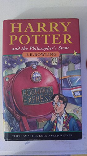 Harry Potter and the Philosopher's Stone UK 1st edition