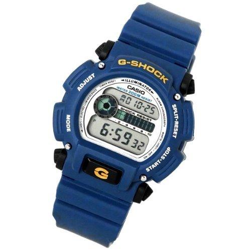 [G. golpes] G-shock - Reloj Casio G-shock G Shock reloj para hombre DW-9052 DW-9052 - 2 V [paralelo mercancías de importación]: Amazon.es: Relojes