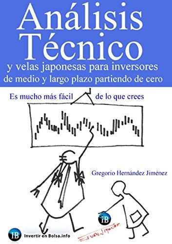Análisis técnico y velas japonesas para inversores de medio y largo plazo partiendo de cero: Es mucho más fácil de lo que...