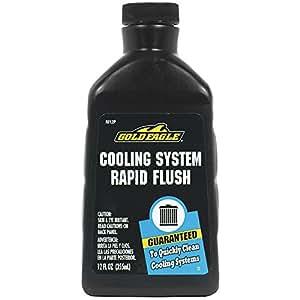 Gold Eagle RF12P Cooling System Rapid Flush, 12 Fl oz.