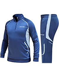 MMA Tracksuit Training Sports Men Tops Running Jogging Suit