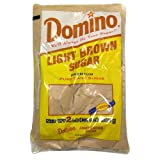 Domino Light Brown Sugar 2 Lb - 3 Packs