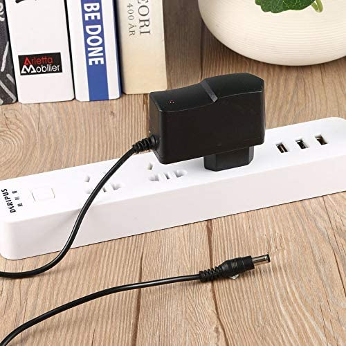 ningbao771 Universal DC 12V 1A AC 100-240V Converter Power Adapter Charger Power Supply EU Plug Portable Travel Wall Charger