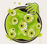 Pot of Eyeballs ~ Edible Image Cake Topper