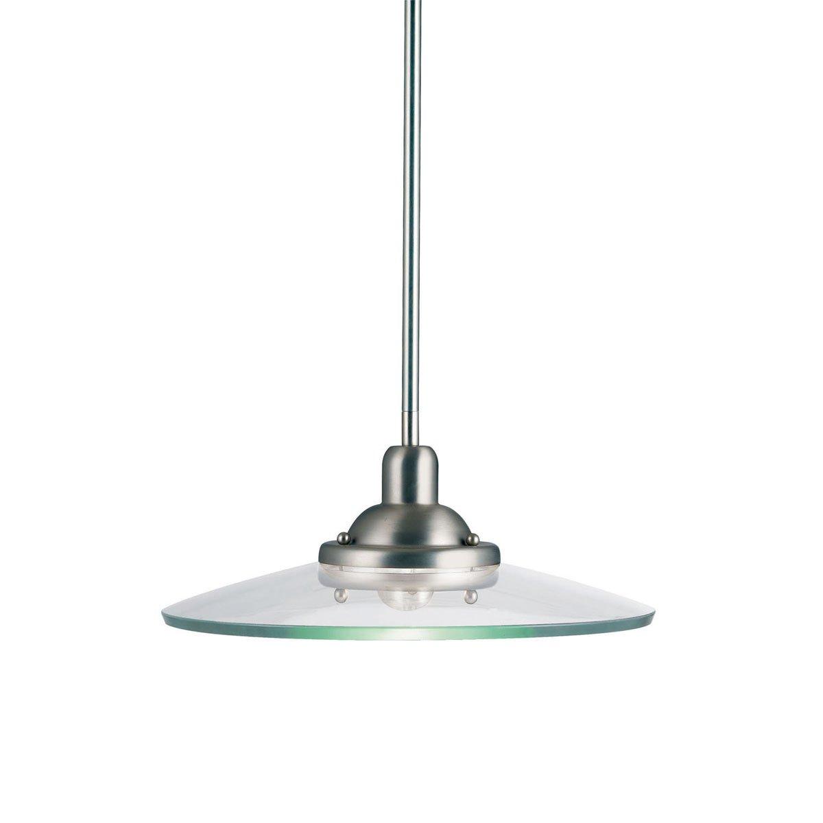 Kichler 2641ni one light mini pendant ceiling pendant fixtures kichler 2641ni one light mini pendant ceiling pendant fixtures amazon aloadofball Gallery
