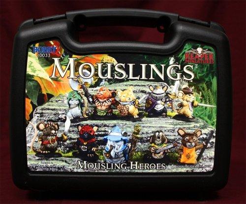 Reaper Miniatures Mousling Heroes Box Set