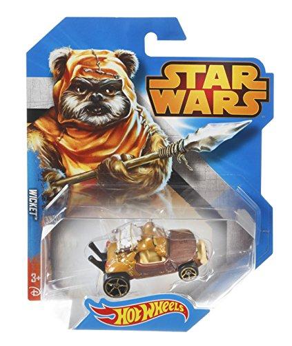 Hot Wheels Star Wars Character Car, Wicket