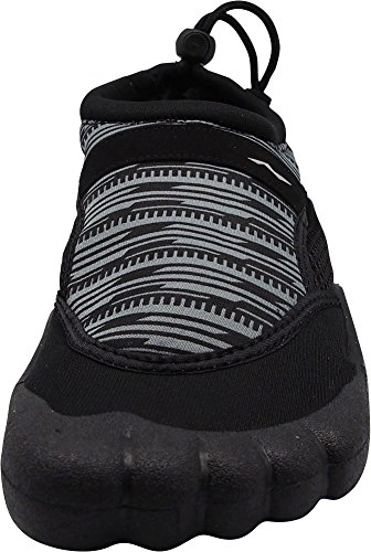 Techno Aqua for Slip Water Sock Black and Shoes Mens NORTY Pool Grey Sports Waterproof Beach Combinations ONS 13 Color Wave wCqF7H