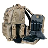 G.P.S. Tactical Range Backpack, Tan