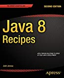 img - for Java 8 Recipes book / textbook / text book