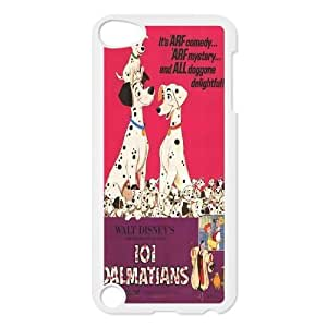 101 Dalmatians Cartoon Pattern Productive Back Phone Case FOR Ipod Touch 5 -Style-20