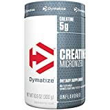 Dymatize Nutrition, Creatine Micronized, Blue Raspberry, 10.6 oz (300 g)