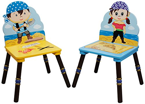 (Fantasy Fields - Pirates Island Set of 2 Chairs -B)