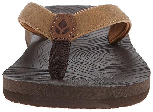 Reef Women's Zen Love Sandal,Brown Tobacco,8 M US by Reef (Image #4)