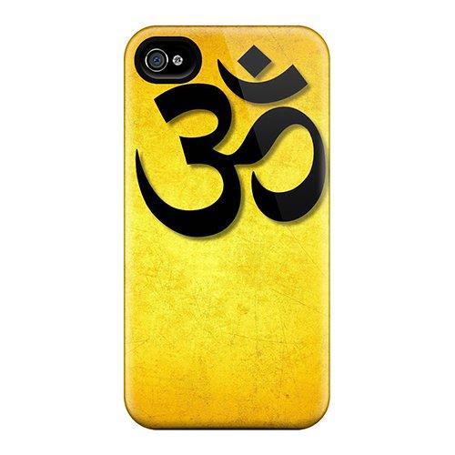 For Iphone 44s Premium Tpu Case Cover Om Wallpaper