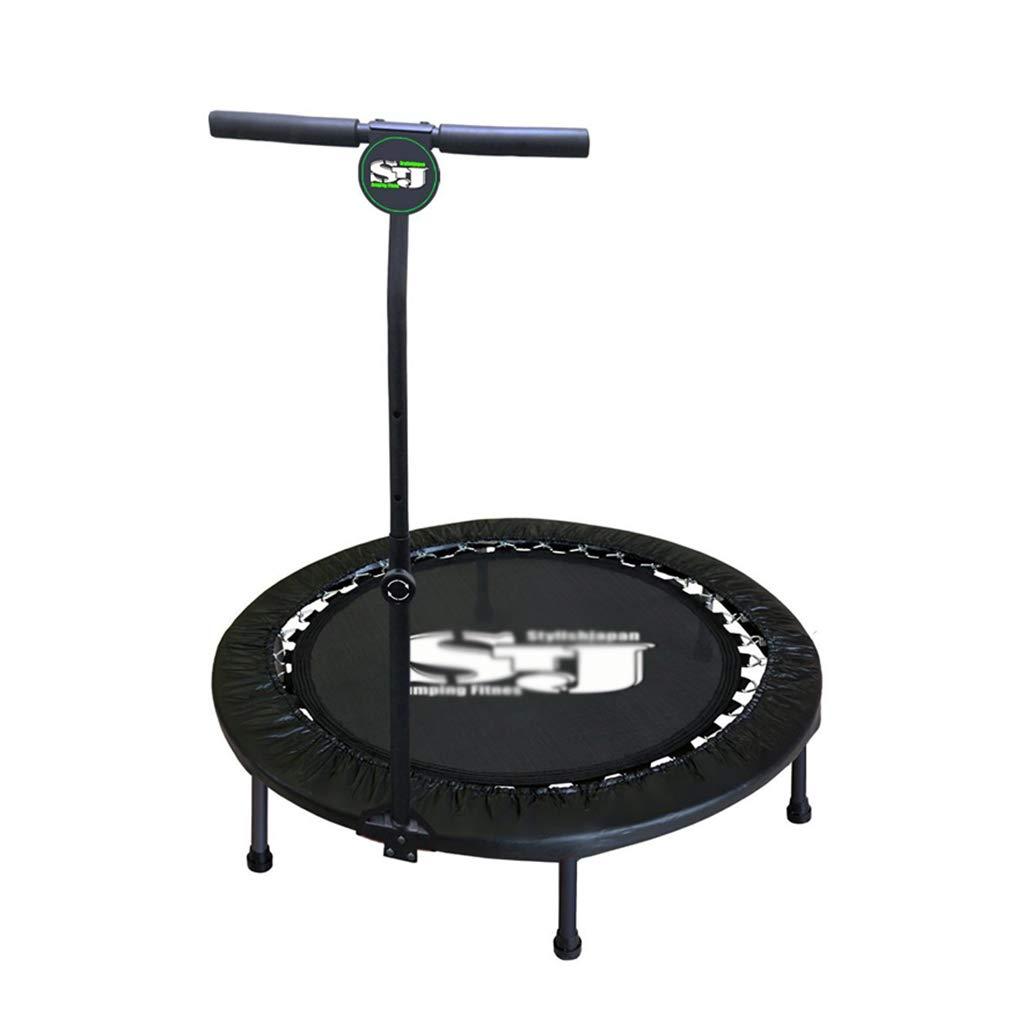 Gartentrampoline Trampolin-Kinderspielzeug-Schlagbett Trampolin-Innen-Steigertrampolin klappbares Sport-Schlagbett für Haushaltskinder kann 150 kg tragen