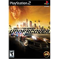 Need for Speed Undercover / Game - PlayStation 2