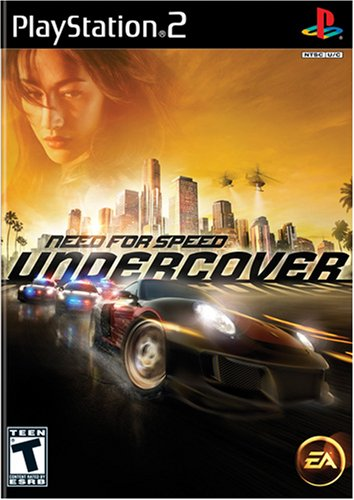 Need for Speed: Undercover - PlayStation 2 (Need For Speed Underground Ps2)