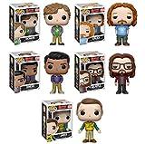Pop! TV: Silicon Valley Richard, Erlich, Dinesh, Gilfoyle, Jared Vinyl Figures Set of 5