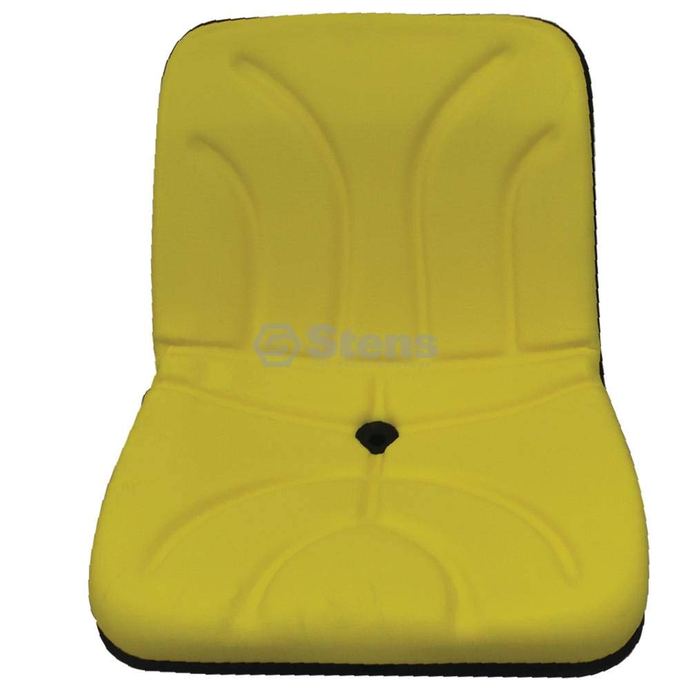 Stens Seat for Universal, yellow vinyl