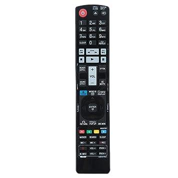 ASHATA Control Remoto, Control Remoto BLU-Ray Apto para LG ...