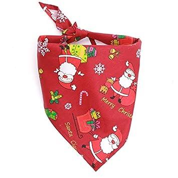 Wenquan,Accesorios para Perros y Gatos Bufanda de algodón con Forma de Toalla de Boca de Mascota (Color:Rojo Valenciano,Size:1 PC): Amazon.es: Productos ...
