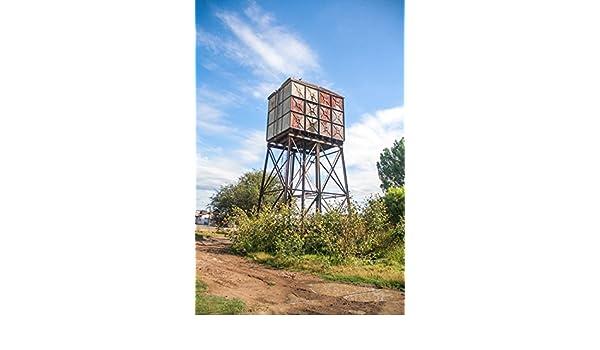 Amazon.com: Home Comforts Canvas Print Espaol: Colonia BarÌ_n, La Pampa, Argentina Stretched Canvas 10 x 14: Posters & Prints