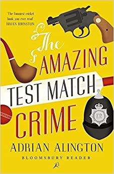 Book The Amazing Test Match Crime