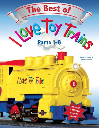 The Best of I Love Toy Trains - Parts 1-6 - Love Toy Trains Store