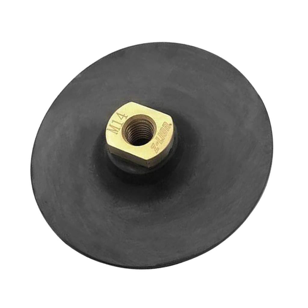 Sharplace Soporte de Amoladora Almohadillas de Respaldo M14-3 pulgadas