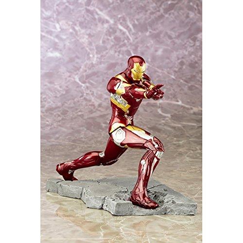 Kotobukiya Captain America: Civil War: Iron Man Mark 46 ArtFX+ Statue