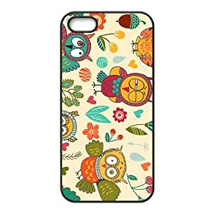 Happy Bird's Party Cell Phone Case for Iphone 5s