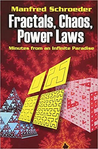 Minutes from an Infinite Paradise Chaos Fractals Power Laws