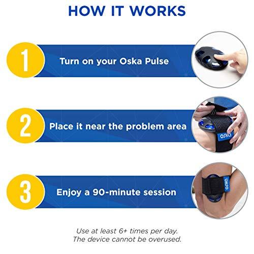 OSKA Pulse - 2019 90 Minute Model - Portable Electromagnetic