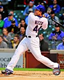 "Anthony Rizzo Chicago Cubs 2015 MLB Action Photo (Size: 8"" x 10"")"
