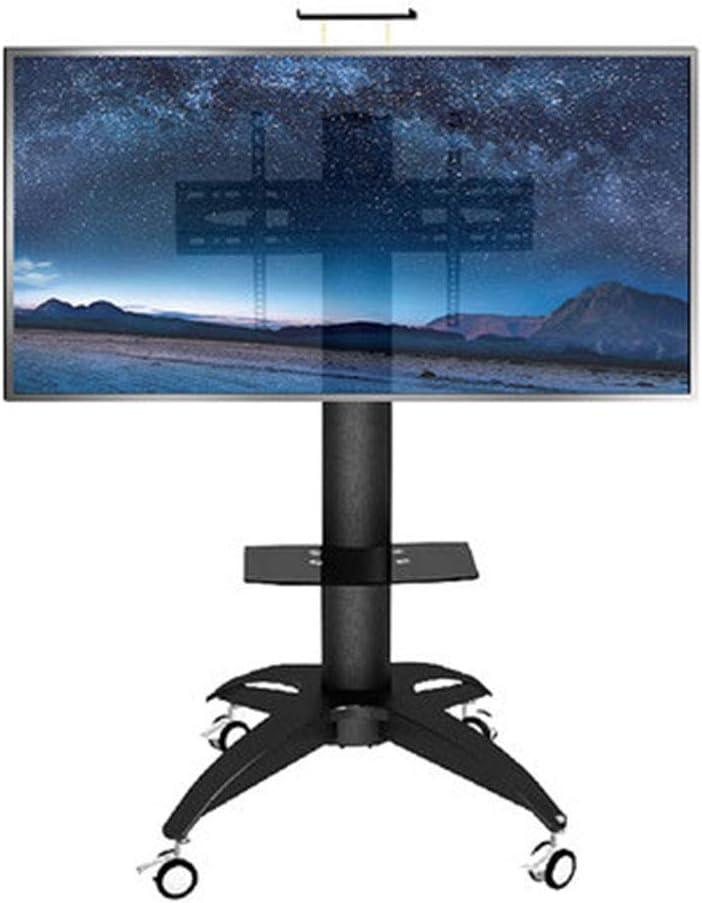 Gpf Soporte de TV móvil con Marco Colgante Soporte de Piso con Pantalla Pantalla LCD giratoria Universal Estante ...