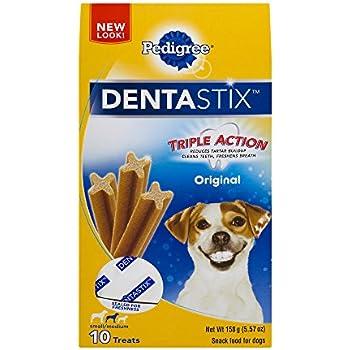 Amazon.com : Pedigree Dentastix Daily Oral Care Snack Food