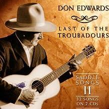 Last of the Troubadours - Sadd