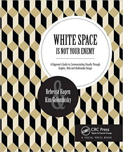 White Space Is Not Your Enemy: A Beginner