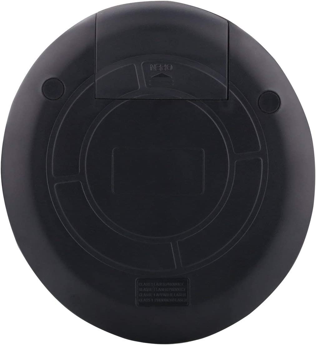 Bush Jog Proof Portable Cd Player Silver Elektronik