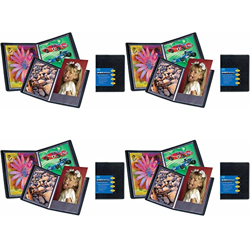 Itoya Art Profolio Evolution 16'' x 20'' Presentation/Display Book 4-Pack by ITOYA