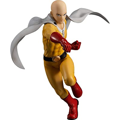 Good Smile One Punch Man: Saitama (Hero Costume Version) Pop Up Parade PVC Figure: Toys & Games