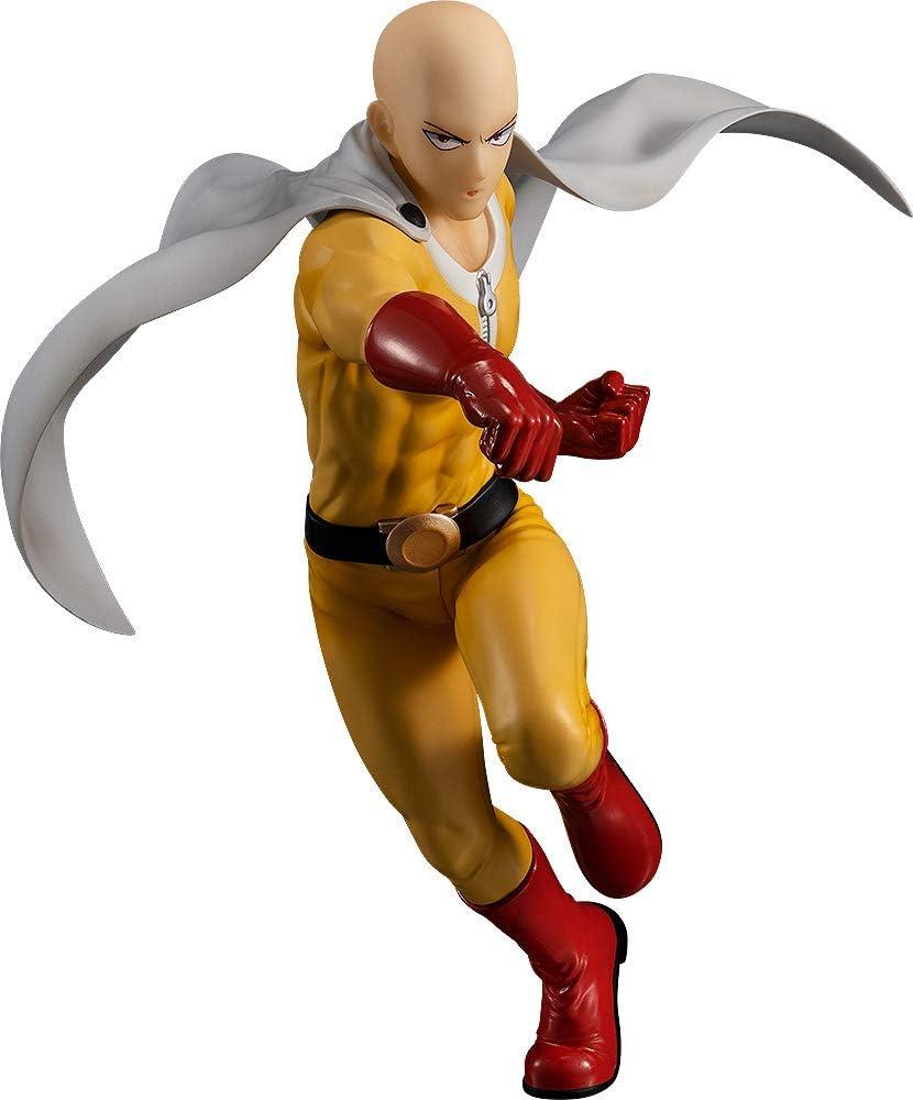 Good Smile One Punch Man: Saitama (Hero Costume Version) Pop Up Parade PVC Figure
