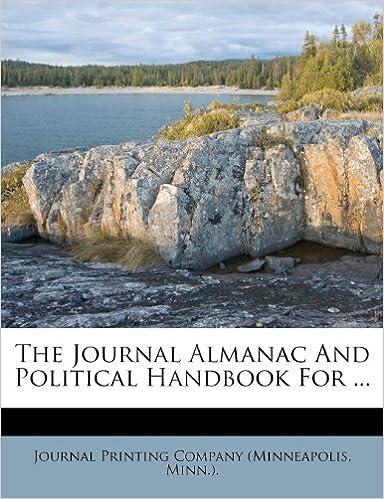 Book The Journal Almanac And Political Handbook For ...