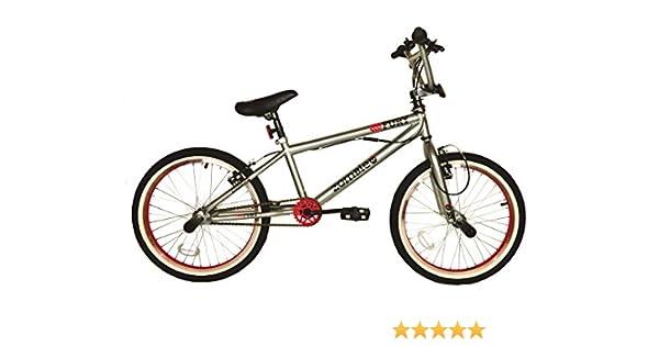 Nueva Zombie Fury – Bicicleta BMX, ruedas de 20 pulgadas Cromo Pintado Exclusivo: Amazon.es: Deportes y aire libre