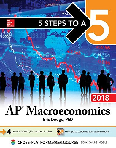 5 Steps to a 5: AP Macroeconomics 2018 cover