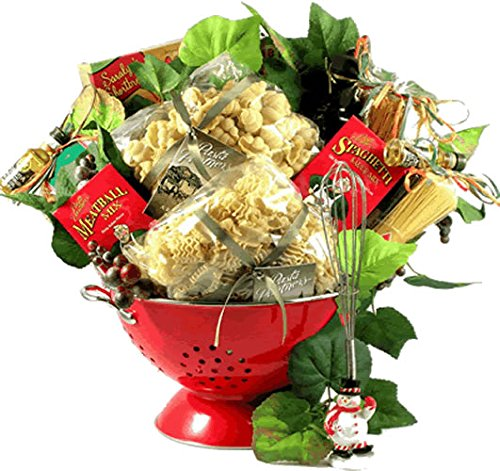Gift Basket Village A Taste of Italy Gift Basket, Medium by Gift Basket Village