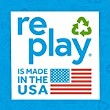 RE-PLAY Made in USA 3pk - 12 oz. Stackable Bowls