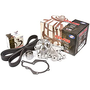 Evergreen TBK194BWP 96-00 Chevrolet Geo Metro 1.0L SOHC 6V VIN 6 Timing Belt Kit GMB Water Pump